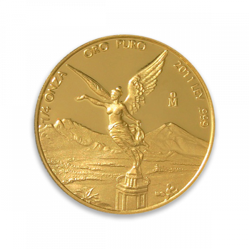 1/4oz Any Year Gold Libertad