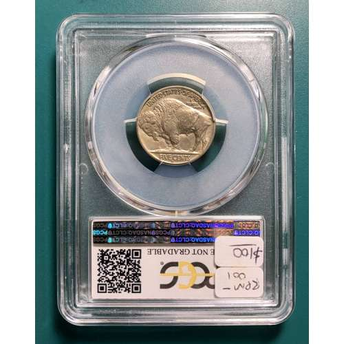 1935-S Repunched Mint Mark  PCGS Genuine  - AU Details (92 - Cleaned)