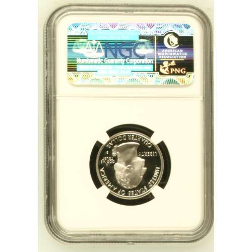 1999-S NEW JERSEY ULTRA CAMEO NGC PF-69