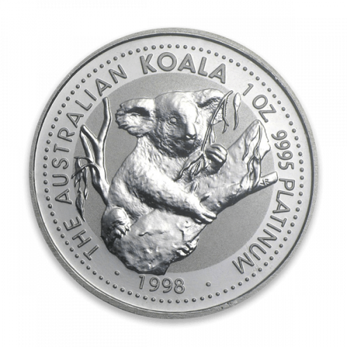 1oz Platinum Koala - Any Year