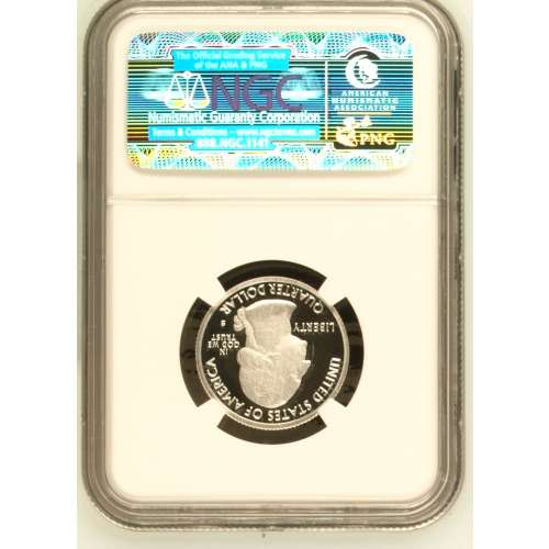 2012-S CHACO EARLY RELEASES ULTRA CAMEO NGC PF-69