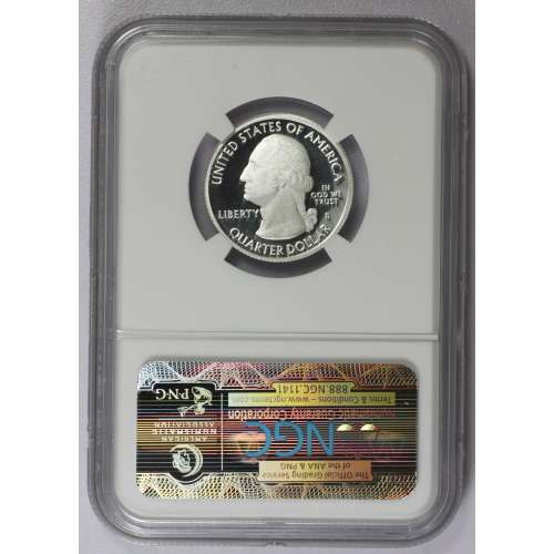 2014-S GREAT SAND DUNES EARLY RELEASES ULTRA CAMEO NGC PF-69