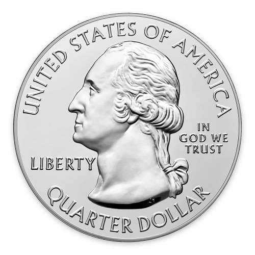 2017 5 oz Silver America the Beautiful Frederick Douglass National Historic Site