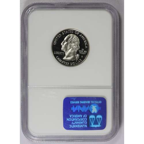 2002-S MISSISSIPPI ULTRA CAMEO NGC PF-69
