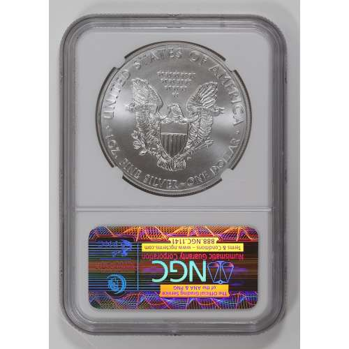 2012 FIRST RELEASES Struck at West Point Mint (W) NGC MS-69
