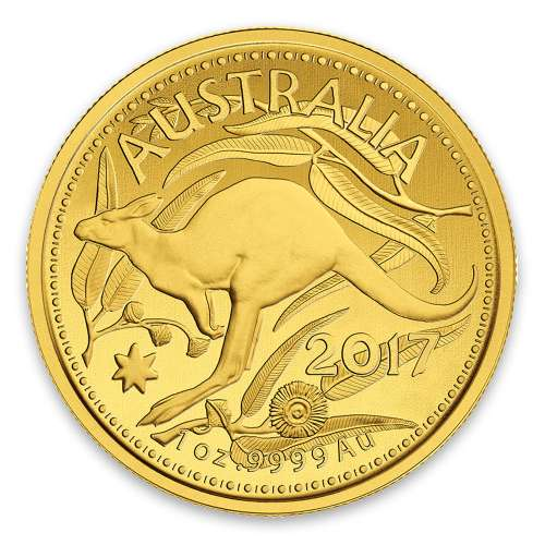 Any Year Royal Australian Mint 1oz Kangaroo