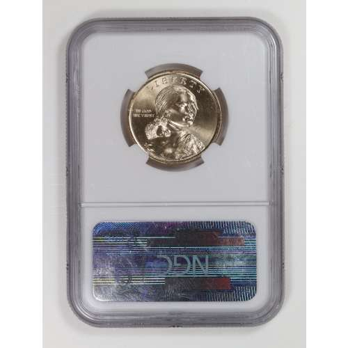 2010-D GREAT LAW OF PEACE D NGC MS-66