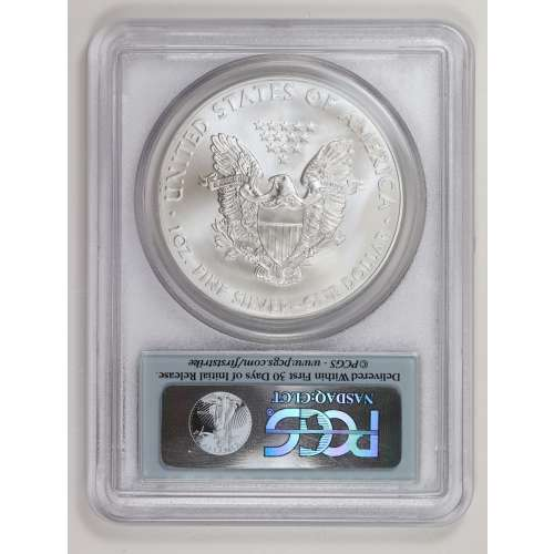 2013-(S) Silver Eagle  First Strike  PCGS MS-70